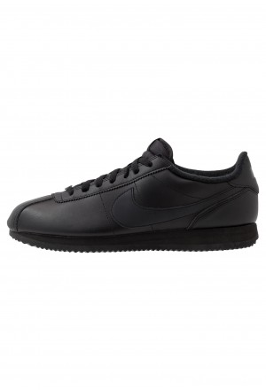 Nike CORTEZ BASIC - Sneakers laag black/anthracite/whiteNIKE202347