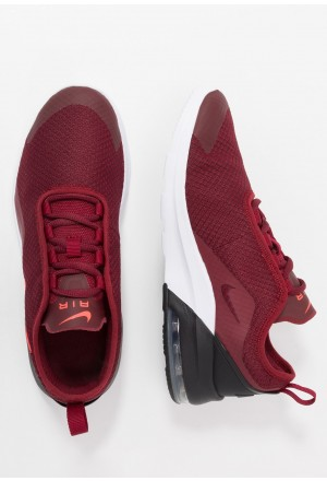 Nike AIR MAX MOTION 2 - Sneakers laag team red/bright crimson/black/white/night maroonNIKE303299