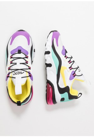 Nike AIR MAX 270 RT - Instappers black/bicycle yellow/teal tint/violet starNIKE303514