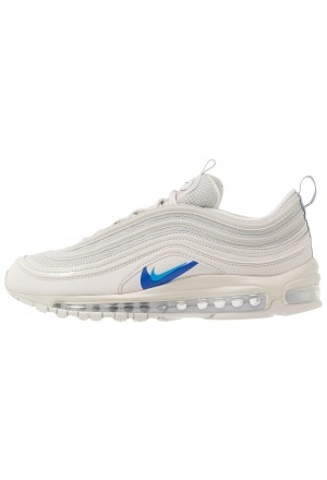 Nike AIR MAX 97  - Sneakers laag light bone/blue hero/hyper royal/pure platinumNIKE202442