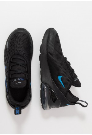 Nike AIR MAX 270 - Sneakers laag black/blue hero/hyper royal/cool greyNIKE303213