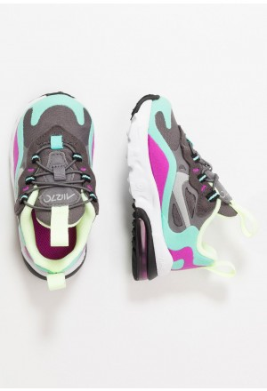 Nike AIR MAX 270 RT - Instappers gunsmoke/reflect silver/aurora green/hyper violetNIKE303278