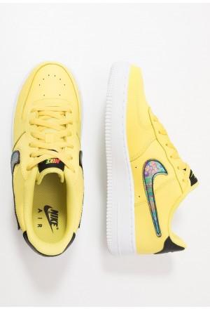 Nike AIR FORCE 1 LV8 3 - Skateschoenen yellow pulse/black/whiteNIKE303450