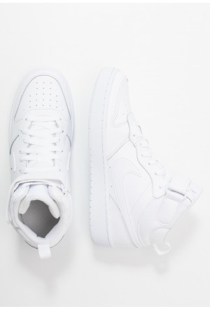 Nike COURT BOROUGH MID - Sneakers hoog whiteNIKE303243