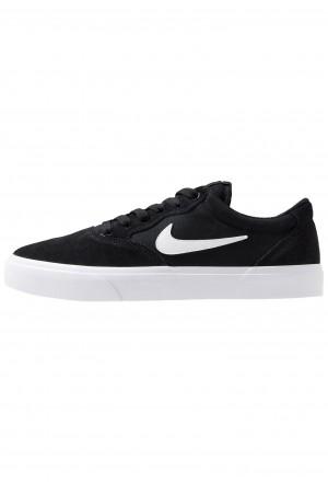 Nike SB CHRON SLR - Sneakers laag black/whiteNIKE202242