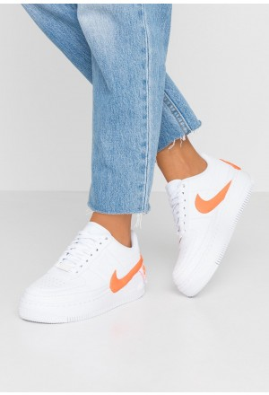 Nike AF1 JESTER - Sneakers laag white/hyper crimsonNIKE101503