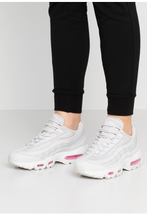 Nike AIR MAX 95 SE - Sneakers laag vast grey/psychic pink/summit whiteNIKE101581