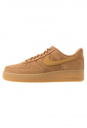 Nike AIR FORCE 1 '07 - Sneakers laag flax/wheat/light brown/black/team goldNIKE101529