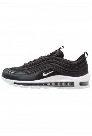 Nike AIR MAX 97 - Sneakers laag black/whiteNIKE202373