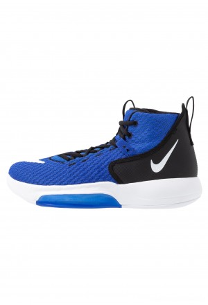 Nike ZOOM RIZE TB - Basketbalschoenen game royal/white/blackNIKE203177