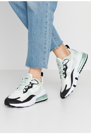 Nike AIR MAX 270 REACT - Sneakers laag spruce aura/white/pistachio frost/blackNIKE101553