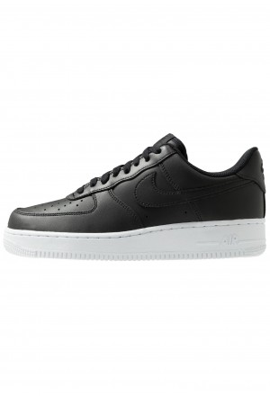 Nike AIR FORCE - Sneakers laag black/whiteNIKE202392