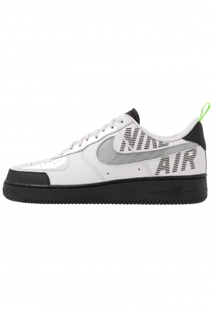 Nike AIR FORCE 1 '07 LV8 - Sneakers laag vast grey/gunsmoke/black/electric green/whiteNIKE202553