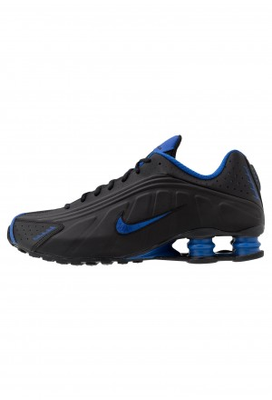 Nike SHOX R4 - Sneakers laag black/game royalNIKE202406