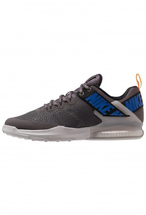 Nike ZOOM DOMINATION TR 2 - Sportschoenen thunder grey/game royal/atmosphere greyNIKE202723