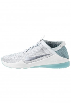 Nike AIR ZOOM FEARLESS FK 2 - Sportschoenen ocean cube/metallic cool grey/aviator greyNIKE101895