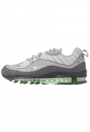 Nike AIR MAX 98 - Sneakers laag vast grey/fresh mint/atmosphere greyNIKE202324