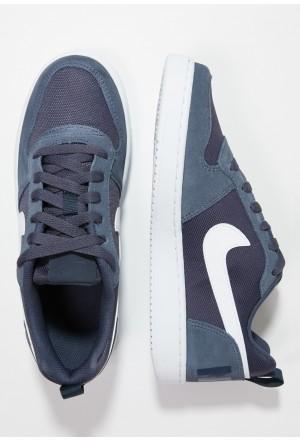 Nike COURT BOROUGH - Sneakers laag thunder blue/pale ivoryNIKE303367