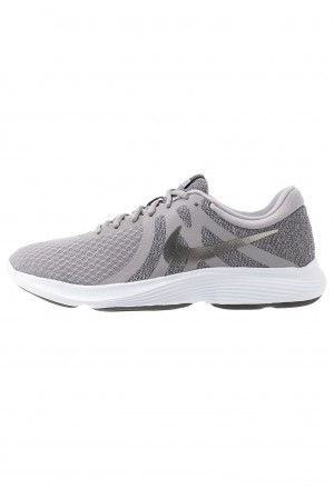 Nike REVOLUTION - Trail hardloopschoenen atmosphere grey/metallic pewter/thunder greyNIKE202759