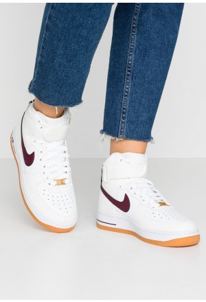 Nike Sneakers laag summit white/night maroon/whiteNIKE101364