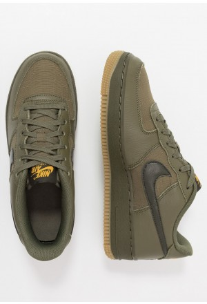 Nike AIR FORCE 1 LV8 5  - Sneakers laag medium olive/sequoia/university gold/white/medium brownNIKE303172