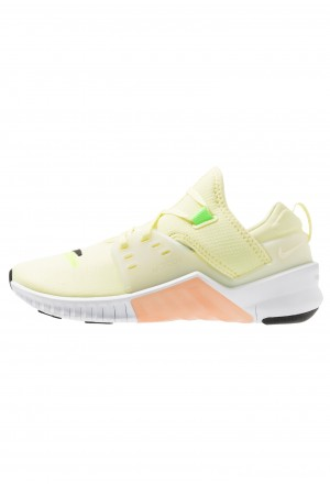 Nike FREE METCON 2 AMP - Sportschoenen luminous green/black/white/orange trance/electric greenNIKE101890