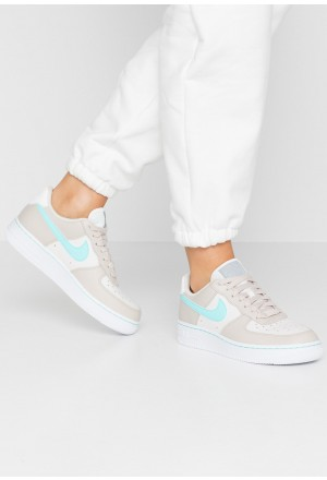 Nike AIR FORCE 1 - Sneakers laag desert sand/aurora green/phantomNIKE101361