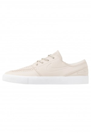 Nike SB ZOOM JANOSKI CRAFTED - Sneakers laag desert sand/white/light brownNIKE202585
