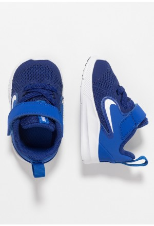 Nike DOWNSHIFTER 9 - Hardloopschoenen neutraal deep royal blue/white/game royal/blackNIKE303611