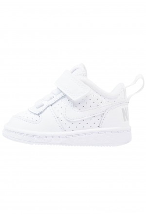 Nike COURT BOROUGH  - Babyschoenen whiteNIKE303795
