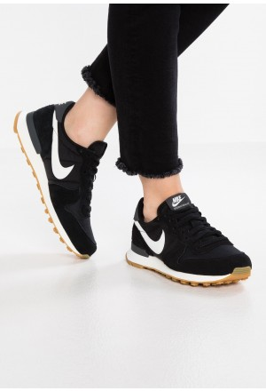 Nike INTERNATIONALIST - Sneakers laag black/summit white/anthracite/sailNIKE101391