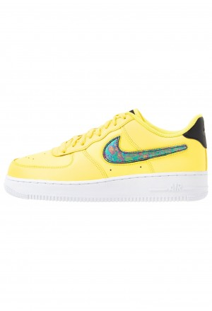 Nike AIR FORCE 1 '07 LV8  - Sneakers laag yellow pulse/black/whiteNIKE202467