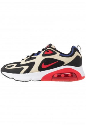 Nike AIR MAX 200 - Sneakers laag team gold/university red/black/white/deep royal blueNIKE202256