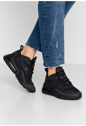 Nike AIR MAX 270 REACT - Sneakers laag black/grey/whiteNIKE101295