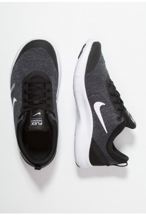 Nike FLEX EXPERIENCE RN 8 - Hardloopschoenen neutraal black/white/cool grey/reflect silverNIKE303642