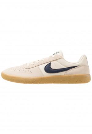Nike SB TEAM CLASSIC - Skateschoenen light cream/obsidian/yellowNIKE202529