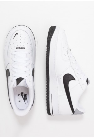 Nike AIR FORCE 1 - Sneakers laag black/wolf grey/whiteNIKE303305