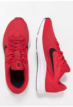 Nike DOWNSHIFTER 9 - Hardloopschoenen neutraal gym red/black/university red/whiteNIKE303570