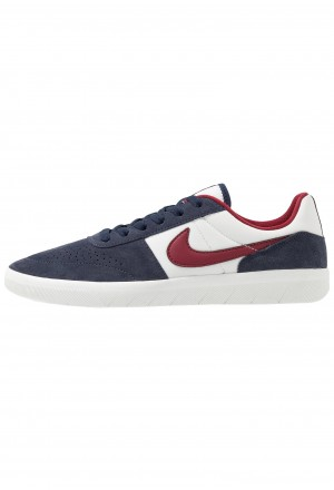 Nike SB TEAM CLASSIC - Skateschoenen obsidian/team red/summit whiteNIKE202542