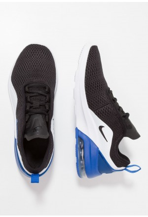 Nike AIR MAX MOTION 2 - Sneakers laag black/game royal/whiteNIKE303296