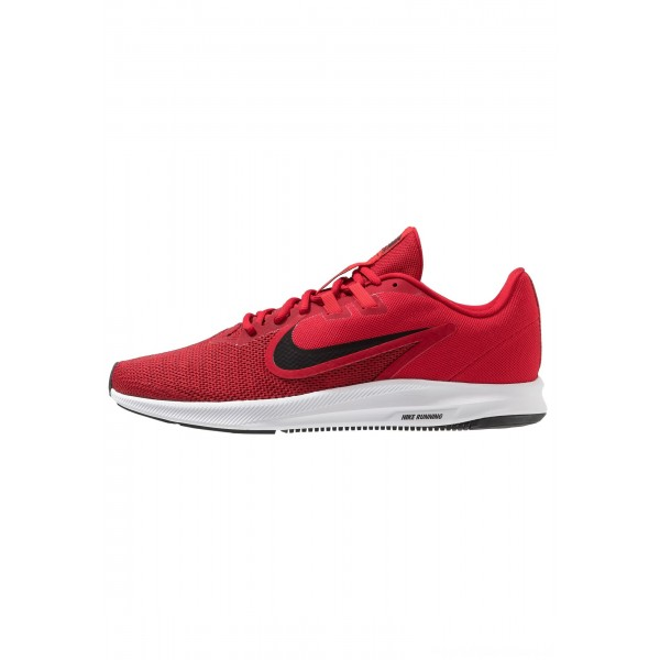 Nike DOWNSHIFTER 9 - Hardloopschoenen neutraal gym red/black/university red/whiteNIKE202749