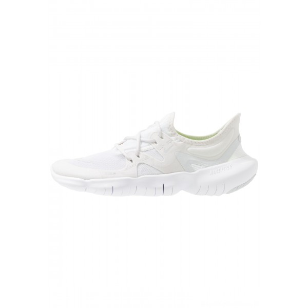 Nike FREE RN - Loopschoen neutraal platinum tint/pure platinum/white/voltNIKE202851
