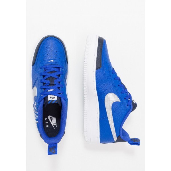 Nike AIR FORCE 1 LV8 2 - Sneakers laag racer blue/obsidian/white/blackNIKE303485
