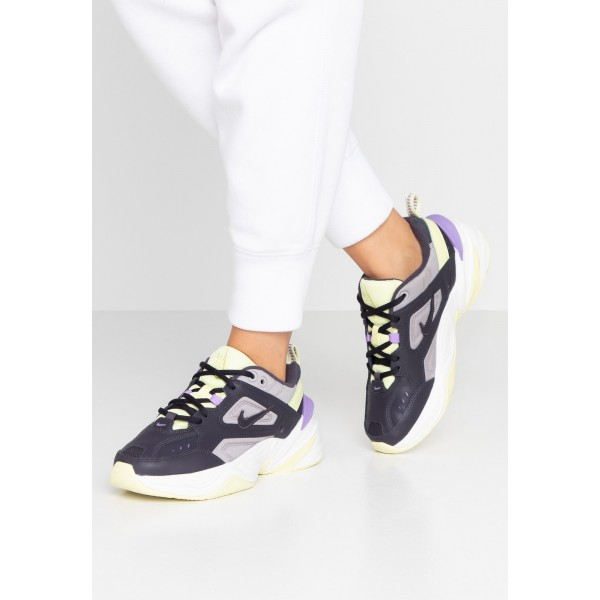 Nike M2K TEKNO - Sneakers laag gridiron/atmosphere grey/luminous green/atomic violet/summit whiteNIKE101419