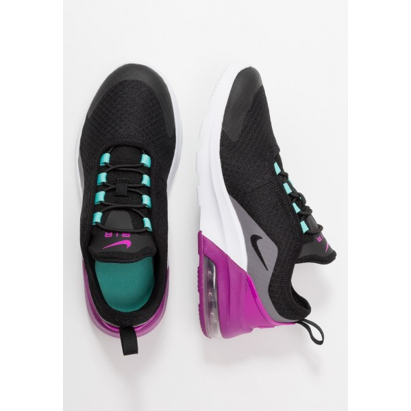 Nike AIR MAX MOTION 2 - Instappers black/hyper violet/gunsmoke/aurora greenNIKE303215
