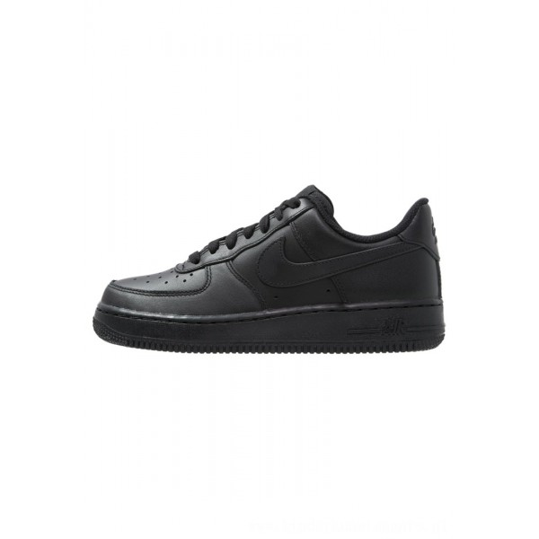 Nike AIR FORCE 1 '07 - Sneakers laag blackNIKE101261