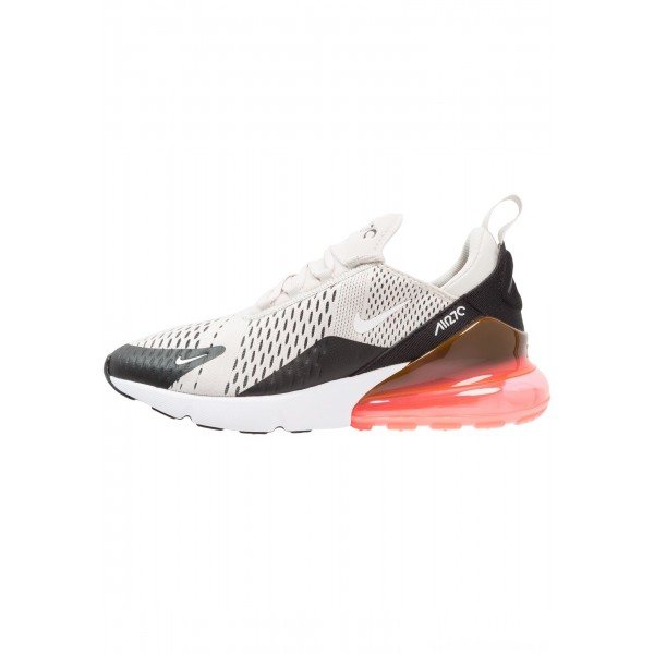 Nike AIR MAX 270 - Sneakers laag black/light bone/hot punch/whiteNIKE202509