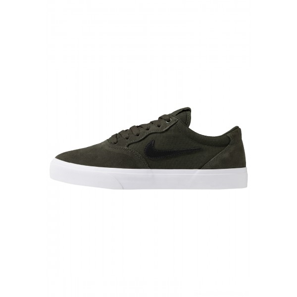 Nike SB CHRON SLR - Sneakers laag sequoia/black/light brown/whiteNIKE202244