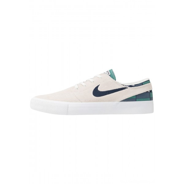 Nike SB ZOOM JANOSKI - Sneakers laag summit white/obsidianNIKE202580