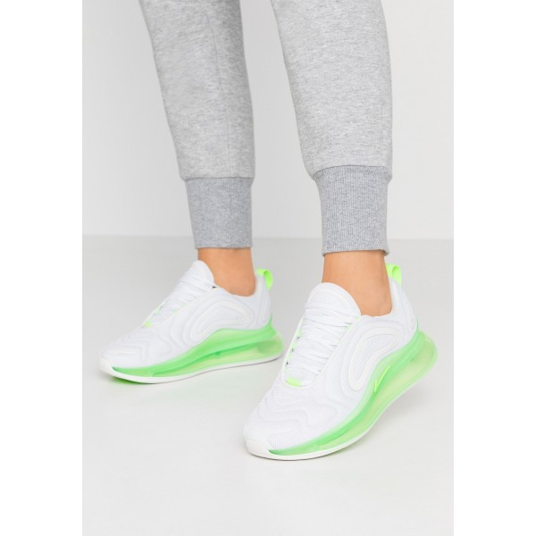 Nike AIR MAX 720 - Sneakers laag phantom/summit white/electric greenNIKE101377